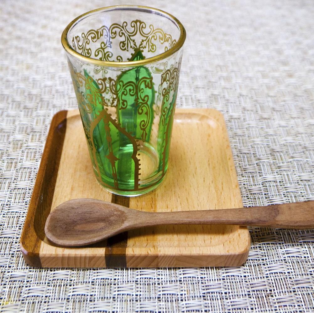 甘さが増える!?木のスイーツスプーン mokurieito製